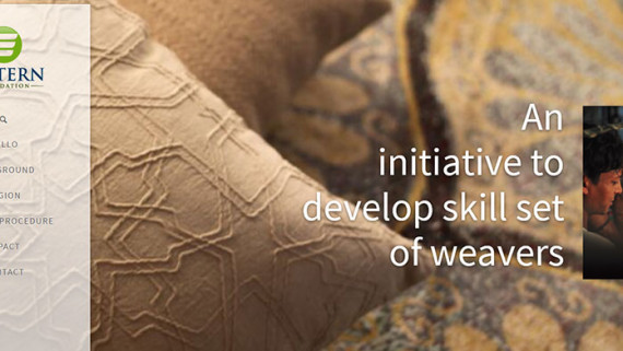 Eastern-Foundation-Developing-skill-set-of-weavers-2015-01-26-13-03-21-570x321 Designers' Desire - Bhadohi - InfoMark GLOBAL - Website design in Varanasi