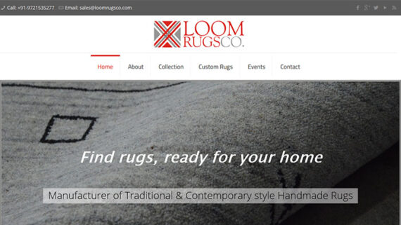 Loom-Rugs-Co-2015-01-26-13-00-41-570x321 Designers' Desire - Bhadohi - InfoMark GLOBAL - Website design in Varanasi