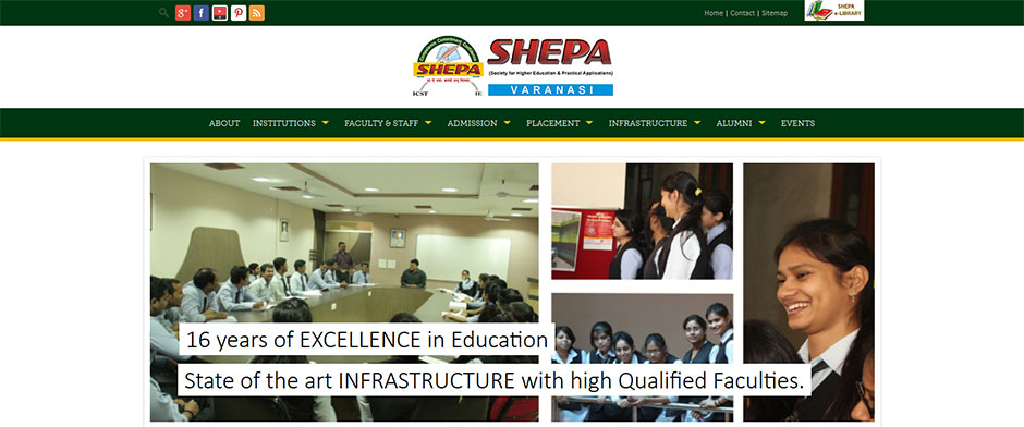 SHEPA-Varanasi-Society-for-higher-education-and-practical-applications-2015-01-26-13-02-58-1 SHEPA - Varanasi - InfoMark GLOBAL - Website design in Varanasi