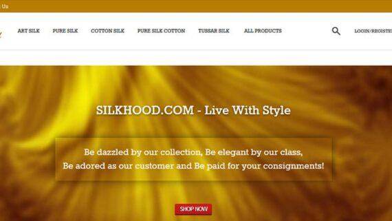 Silkhood-570x321 Experience - InfoMark GLOBAL - Website design in Varanasi