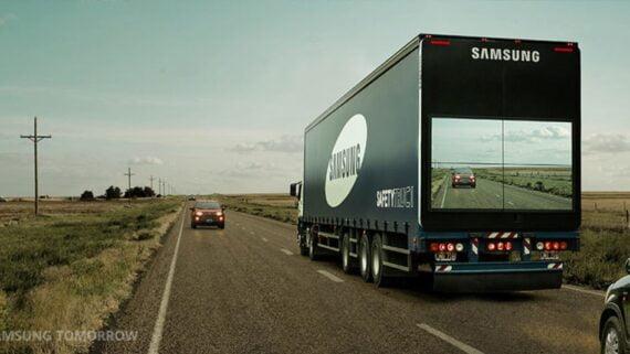 Samsung-Safety-truck-IMG-570x321 InfoMark GLOBAL (IMG) - Website Design Company in Varanasi - InfoMark GLOBAL - Website design in Varanasi