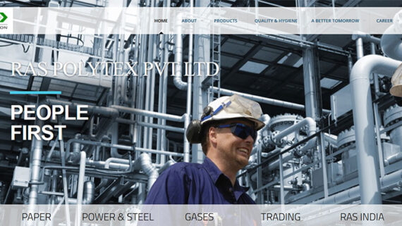 RAS-Polytex-PVT-LTD-570x321 Experience - InfoMark GLOBAL - Website design in Varanasi