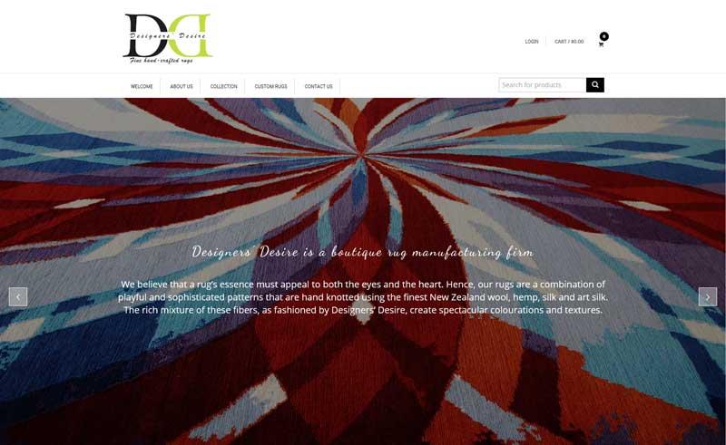Exclusive-Luxury-Carpets-Buy-Online-Designers-Desire-thumb2 Designers' Desire - Bhadohi - InfoMark GLOBAL - Website design in Varanasi