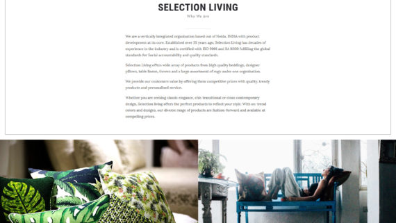 Selection-Living-BIG-570x321 Designers' Desire - Bhadohi - InfoMark GLOBAL - Website design in Varanasi