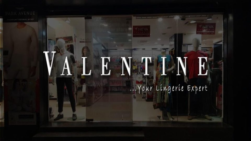 Valentine Varanasi – Your Lingerie Expert..
