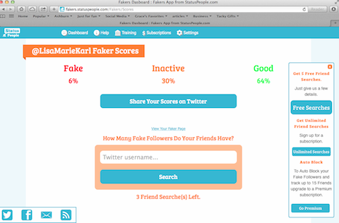 IMG-Fakers-App Track, Find and Remove Fake Followers from Your Social Media Accounts with this Mega Guide - InfoMark GLOBAL - Website design in Varanasi